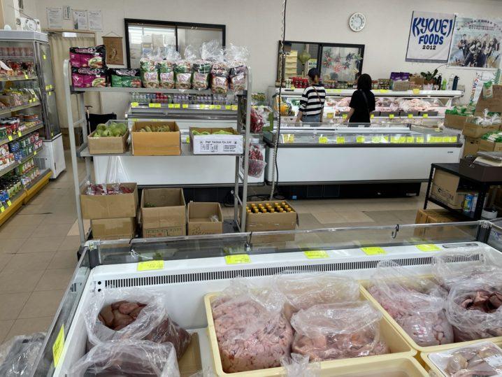 【愛知県刈谷市】お肉の種類&ベトナム食材が豊富!「KYOUEI FOODS(共栄フーズ)」