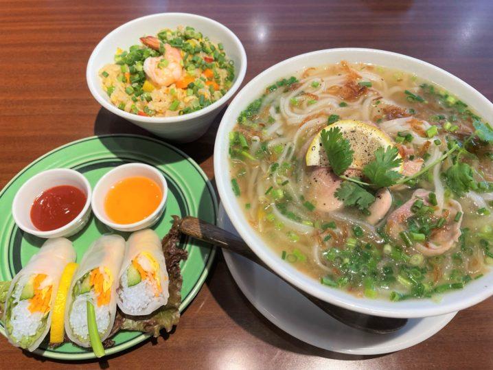 インド&ベトナム料理店「スバカマナ」で食べるフォーランチ!