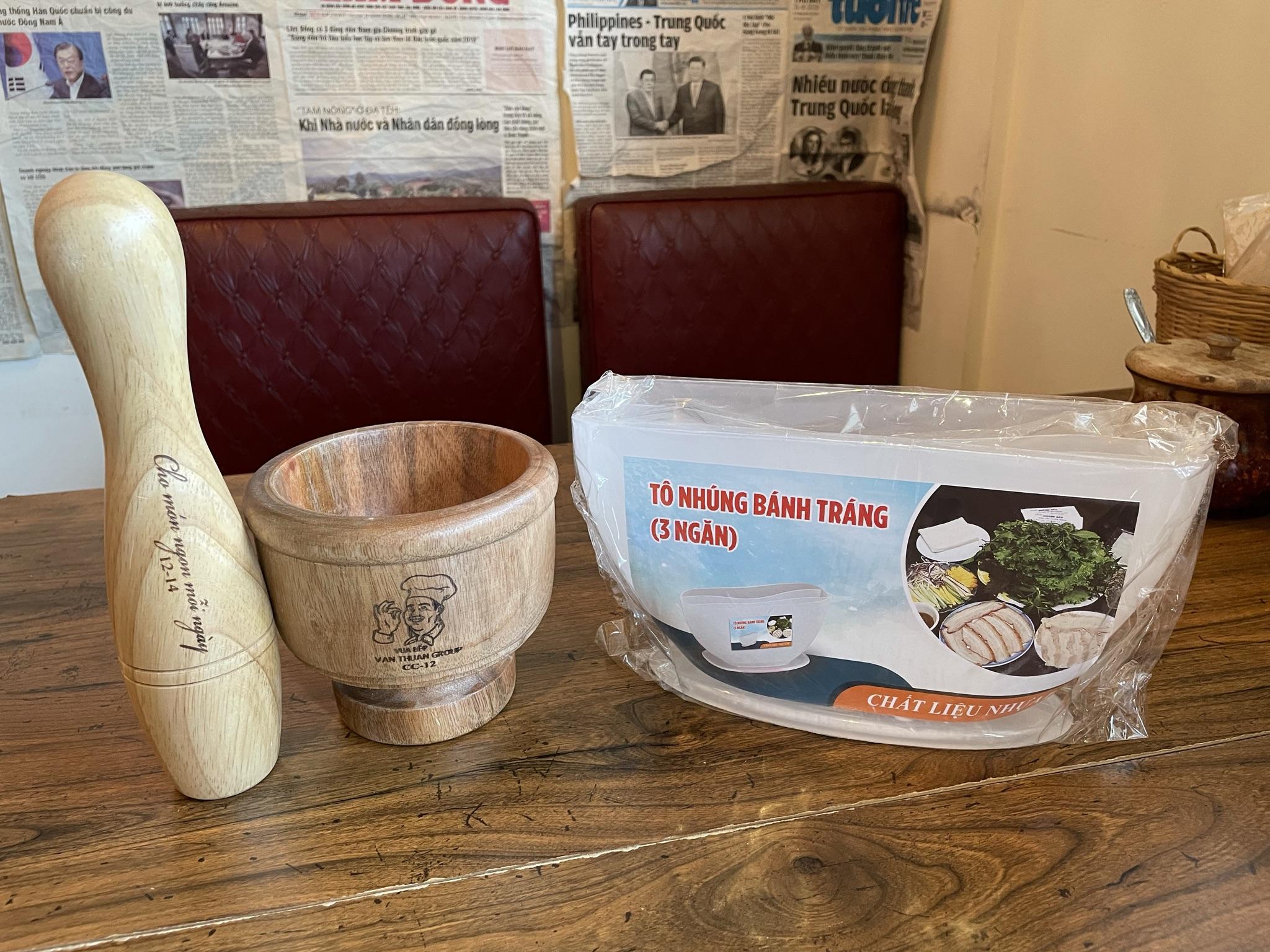 ベトナム食材・調理器具も販売☆「ダラット・マリムラ」
