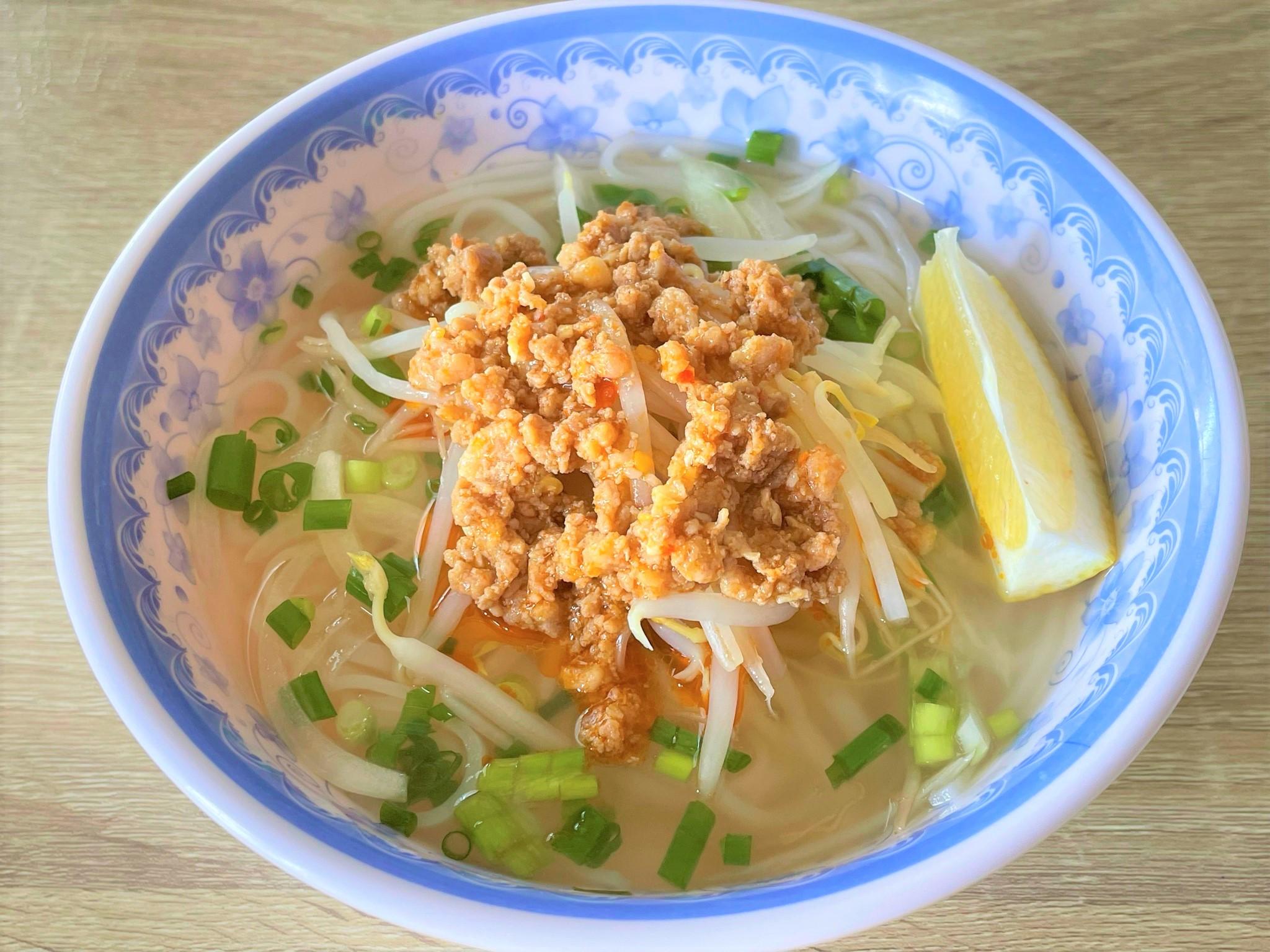 【通販】東京・恵比須のベトナム料理レストラン「ニャーヴェトナム」のフォーセットを試してみました。