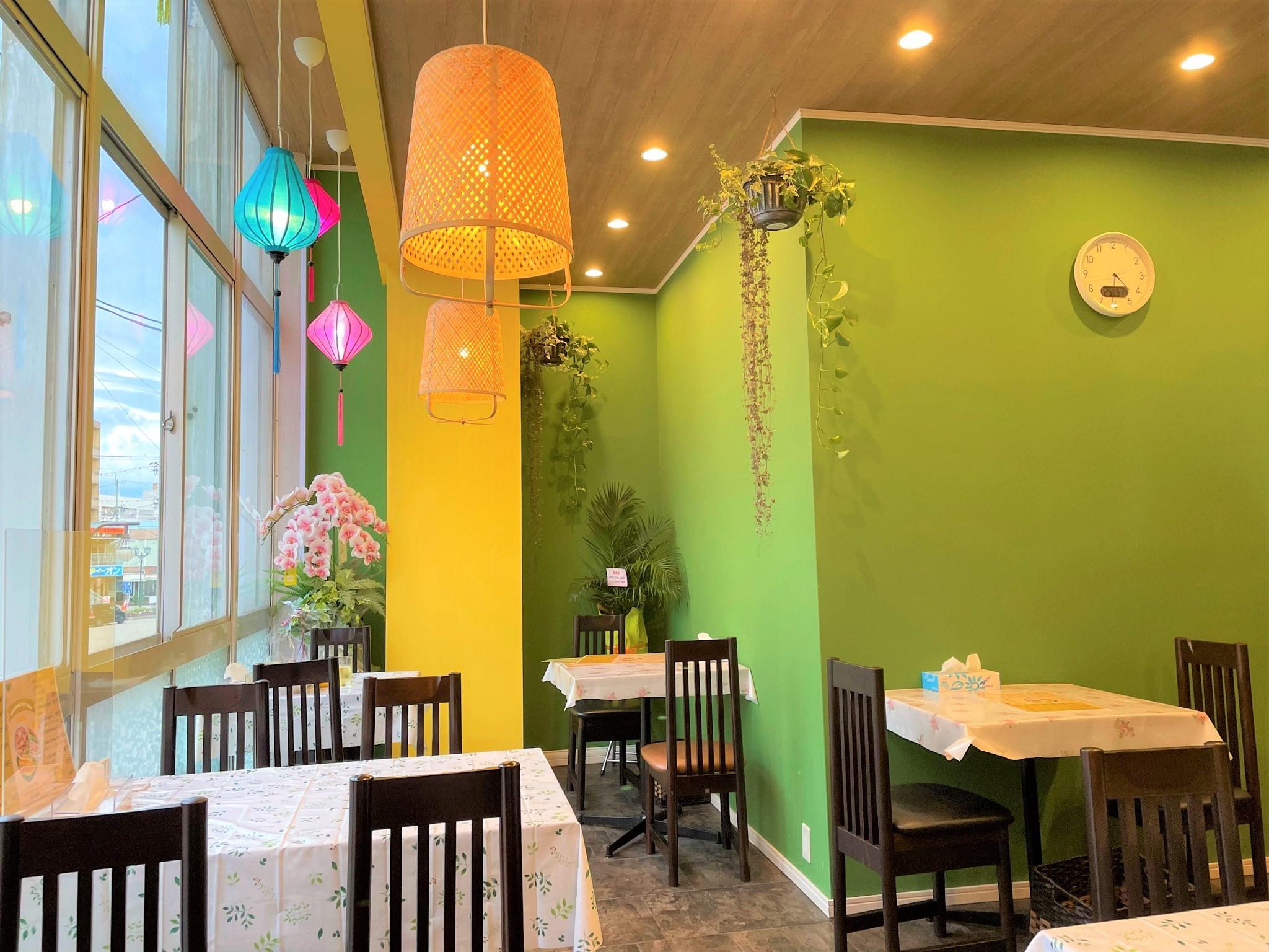 【愛知県犬山市】名鉄犬山駅から徒歩1分の場所にオープン!「Dining Sai Gon(ダイニング サイゴン)」